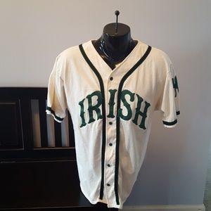 Vtg 90s Notre Dame jersey